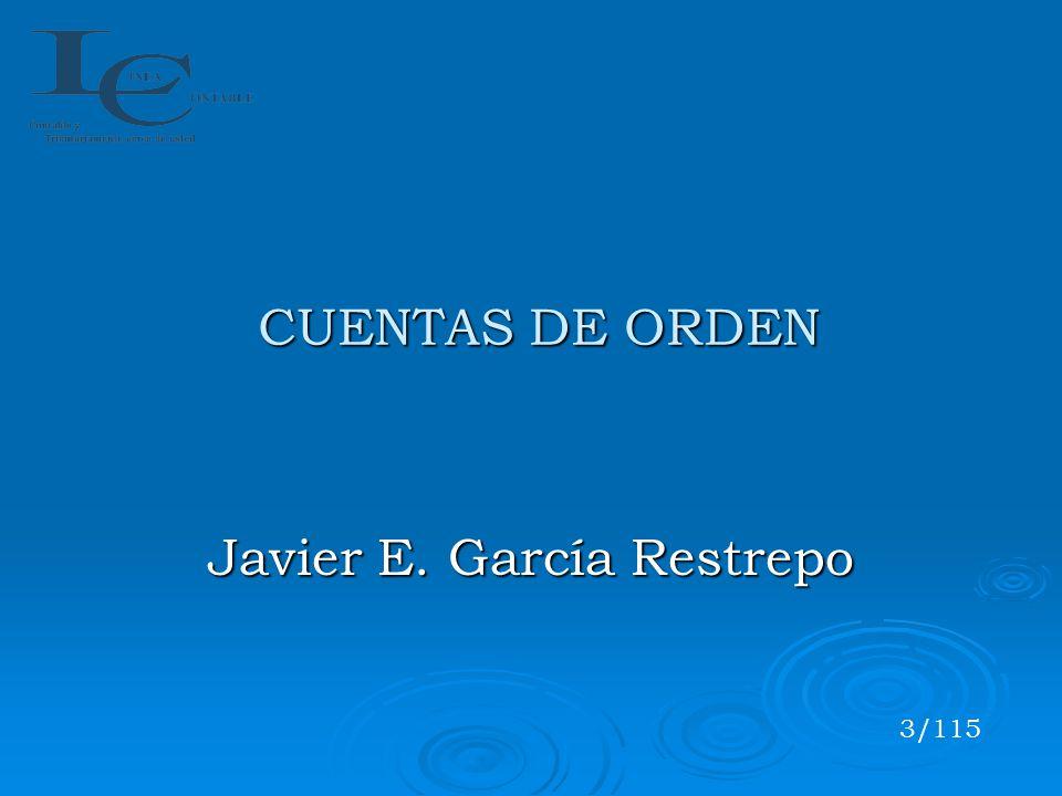 Javier E. García Restrepo