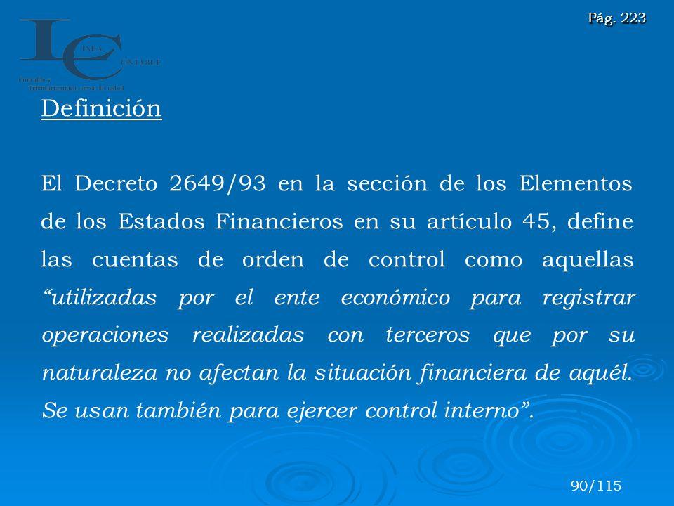 Pág. 223 Definición.