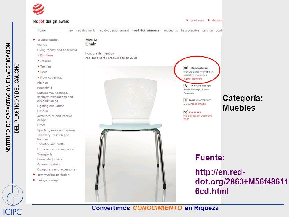 Categoría: Muebles Fuente: http://en.red-dot.org/2863+M56f486116cd.html