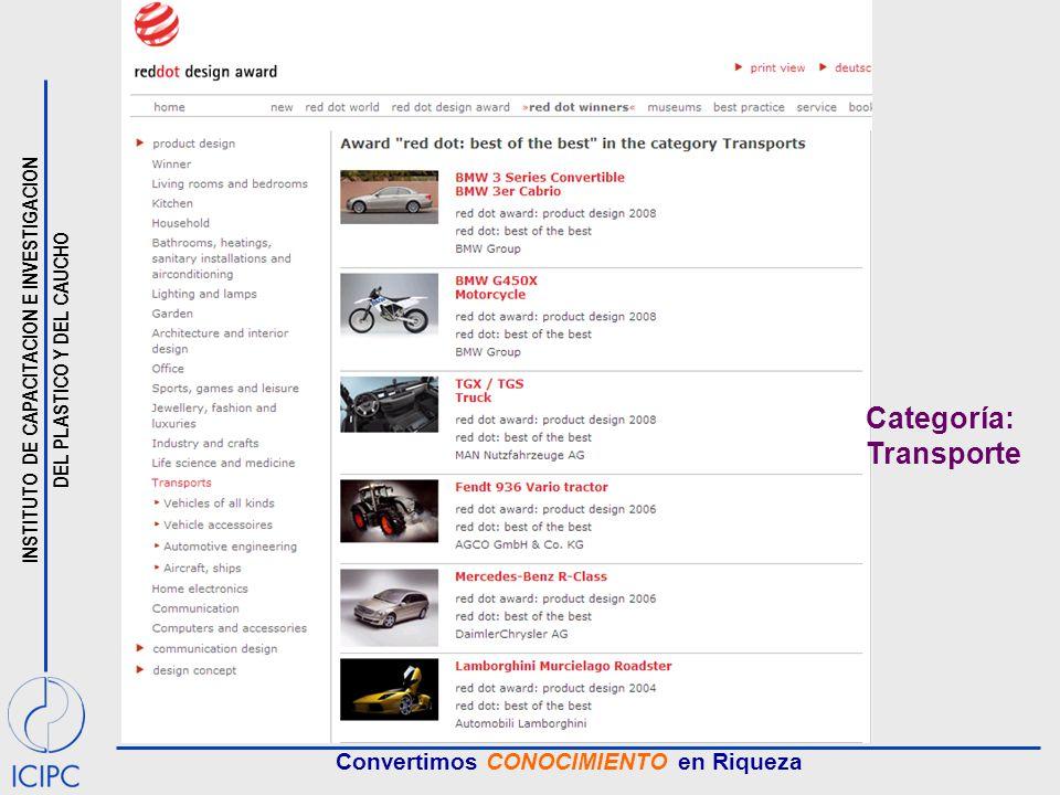 Categoría: Transporte