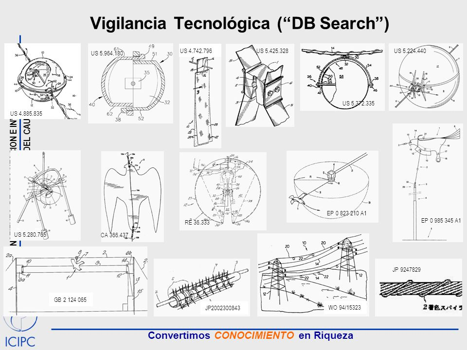 Vigilancia Tecnológica ( DB Search )