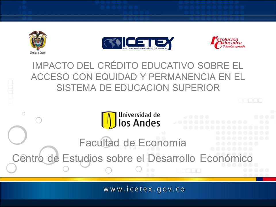 Facultad de Economía Centro de Estudios sobre el Desarrollo Económico