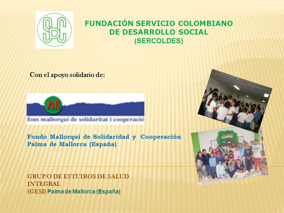 FUNDACIÓN SERVICIO COLOMBIANO