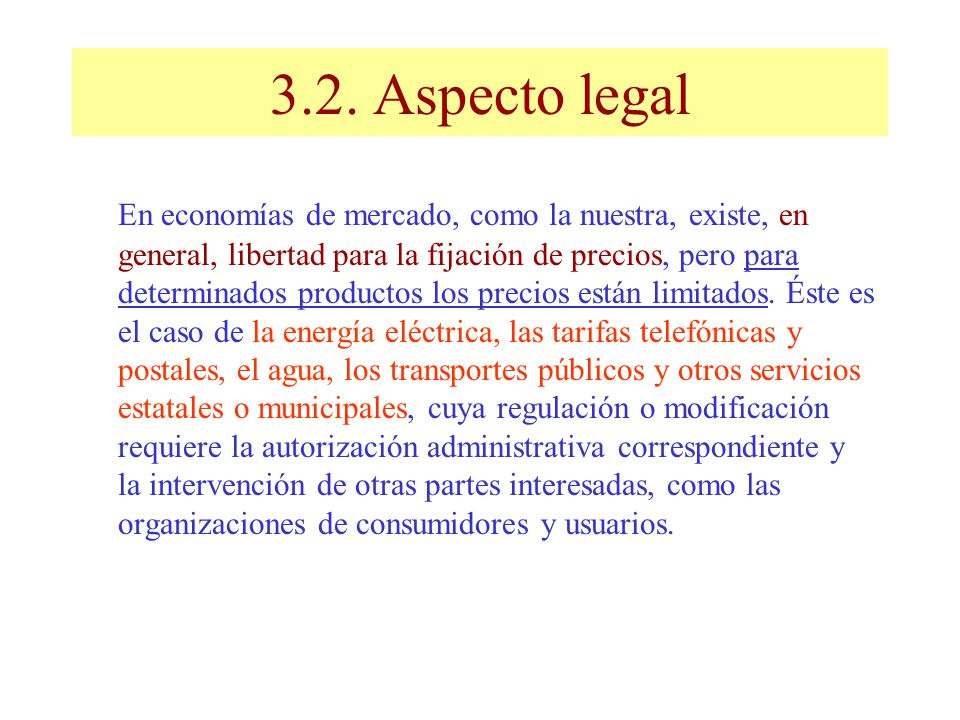 3.2. Aspecto legal