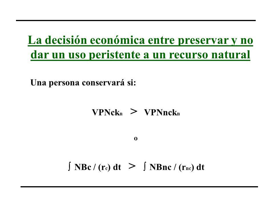  NBc / (rc) dt >  NBnc / (rnc) dt
