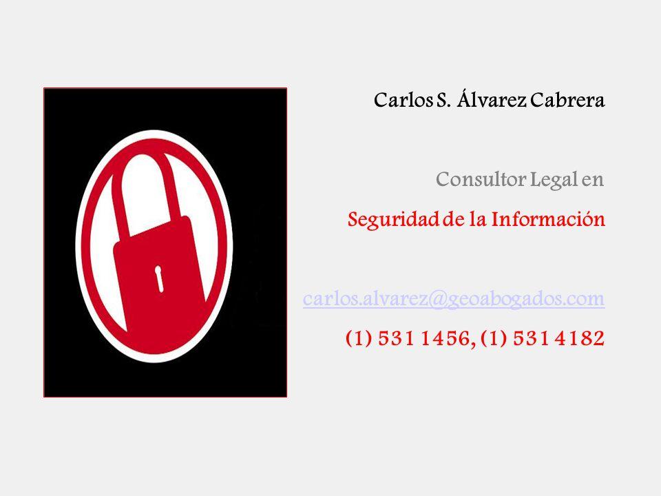 Carlos S. Álvarez Cabrera