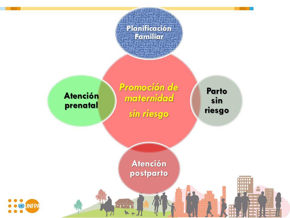 Promoción de maternidad Planificación Familiar