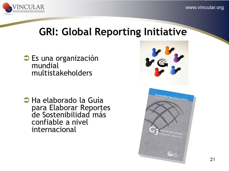 GRI: Global Reporting Initiative