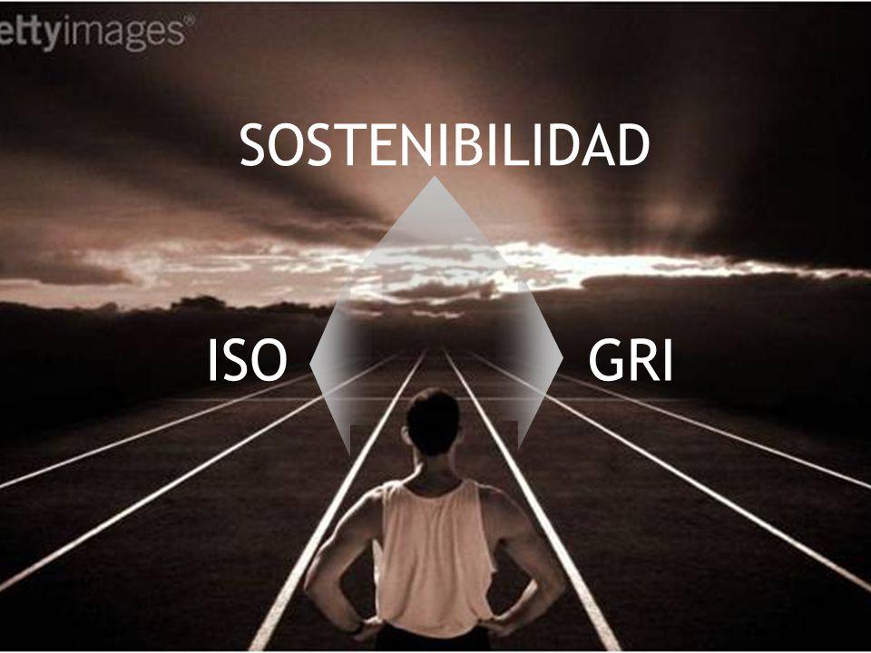 SOSTENIBILIDAD ISO GRI 8
