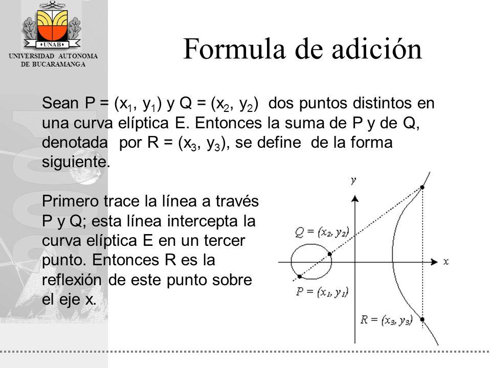 Formula de adición