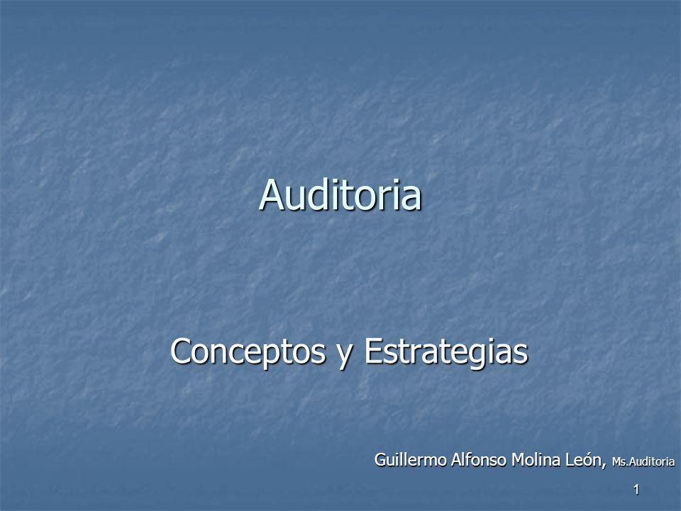 Conceptos y Estrategias