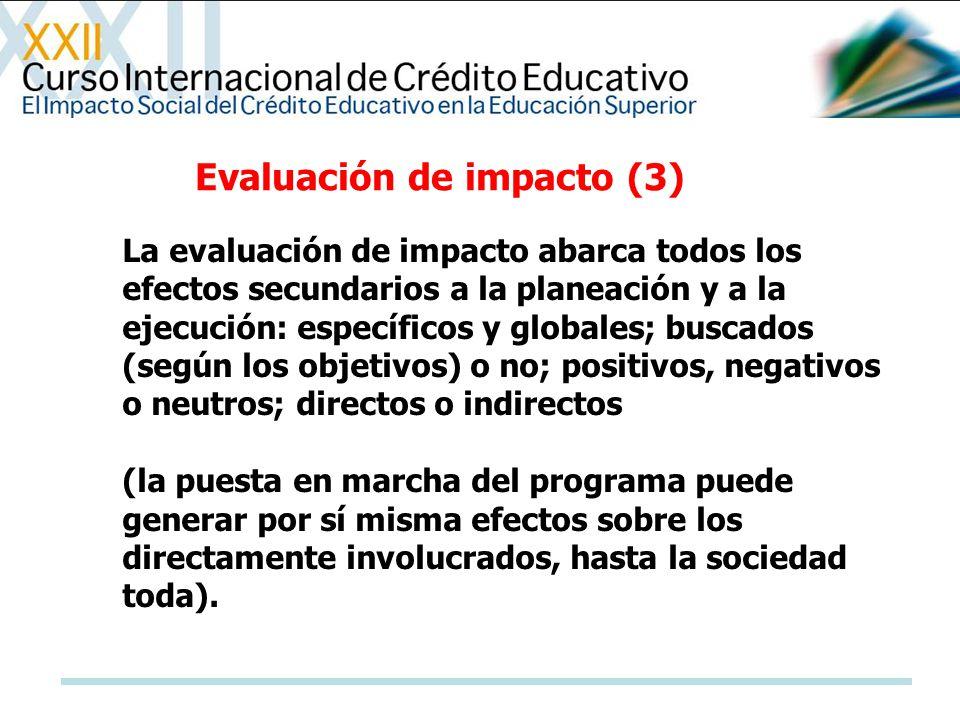 Evaluación de impacto (3)