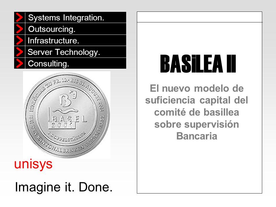 BASiLEA II El nuevo modelo de suficiencia capital del comité de basillea sobre supervisión Bancaria