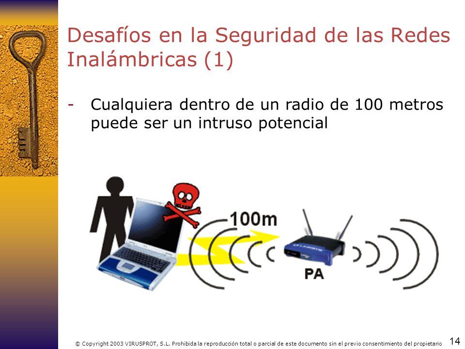 Desafíos en la Seguridad de las Redes Inalámbricas (1)
