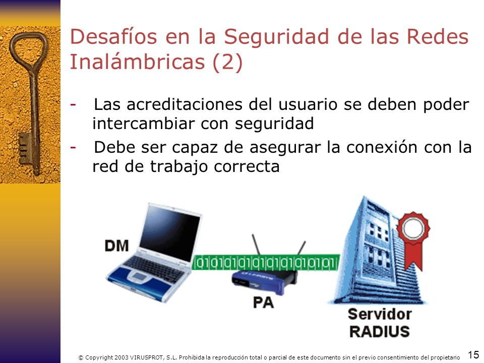 Desafíos en la Seguridad de las Redes Inalámbricas (2)