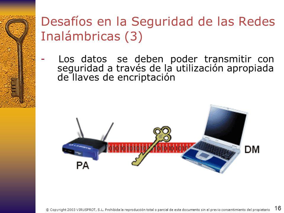Desafíos en la Seguridad de las Redes Inalámbricas (3)