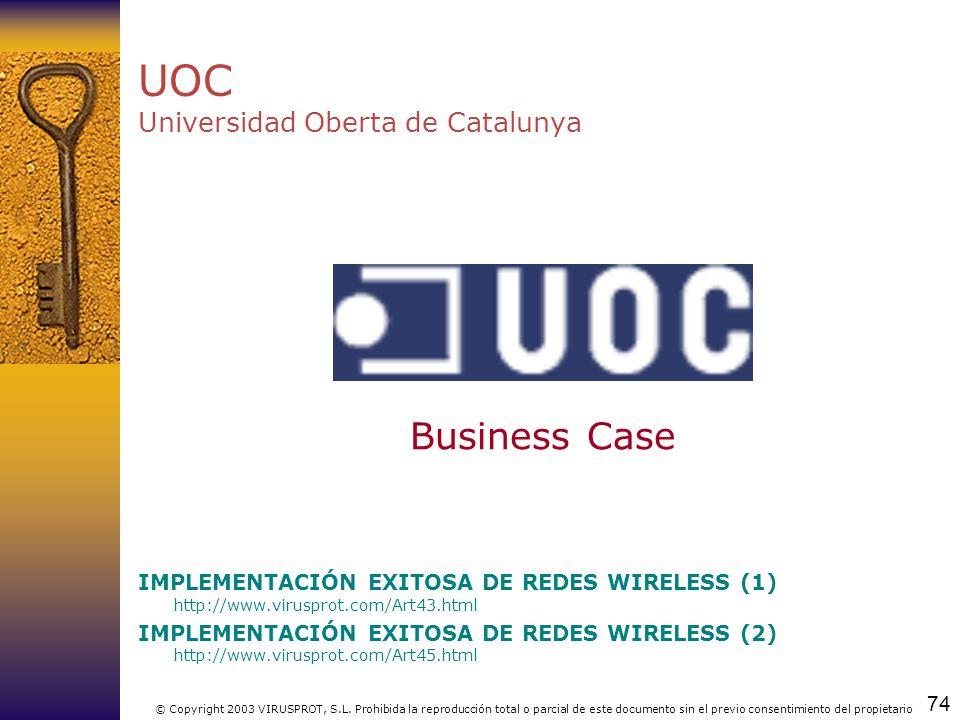 UOC Universidad Oberta de Catalunya
