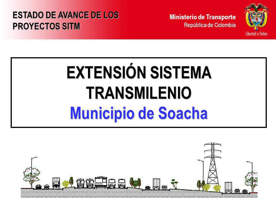 EXTENSIÓN SISTEMA TRANSMILENIO