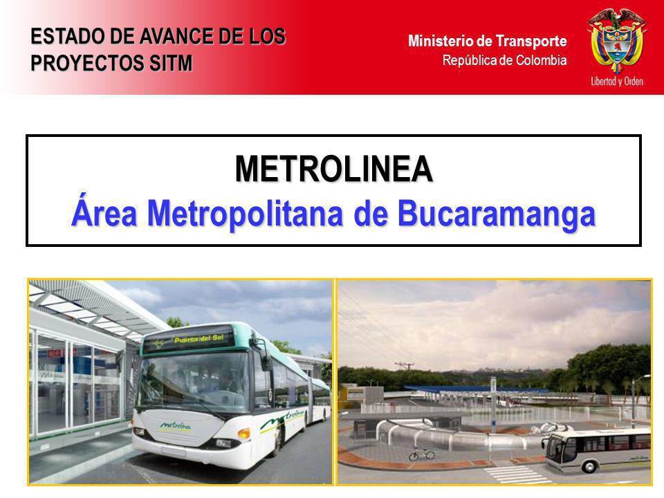 Área Metropolitana de Bucaramanga