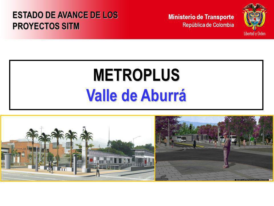 METROPLUS Valle de Aburrá