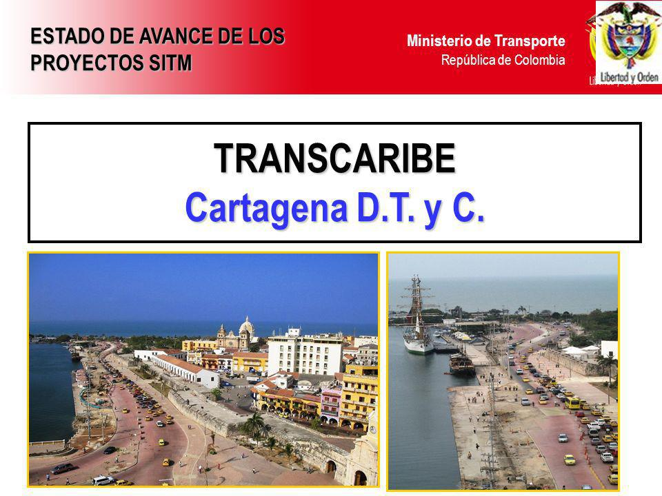 TRANSCARIBE Cartagena D.T. y C.