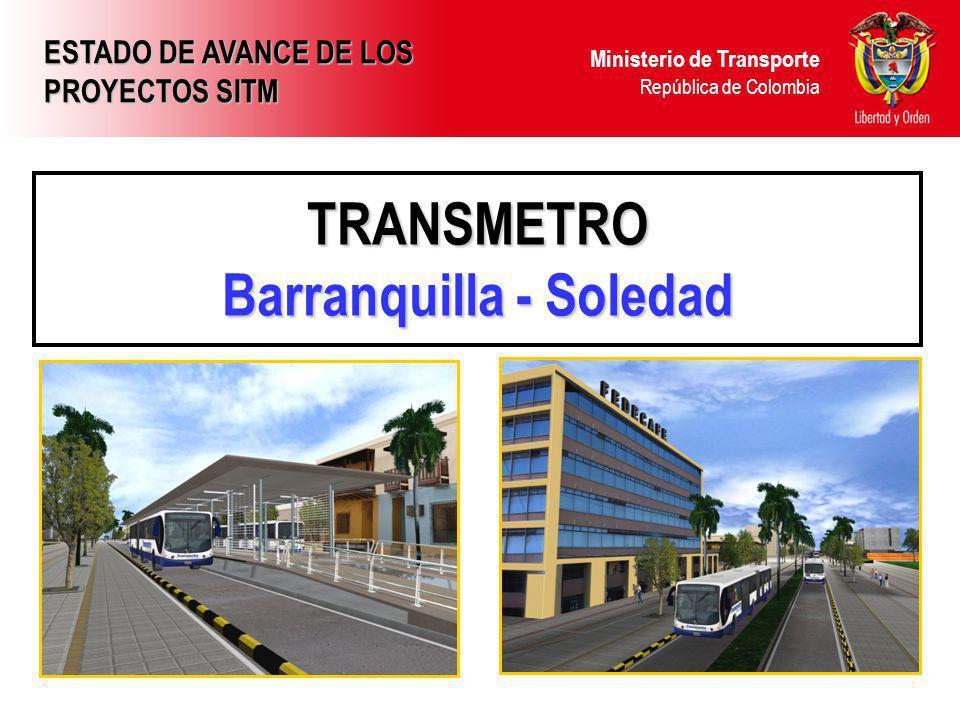 Barranquilla - Soledad