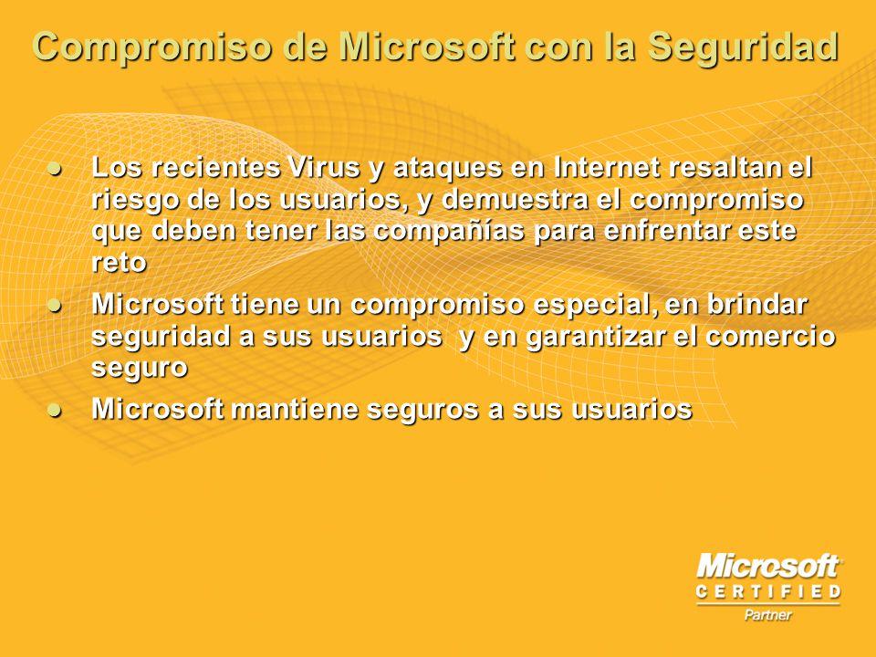 Compromiso de Microsoft con la Seguridad