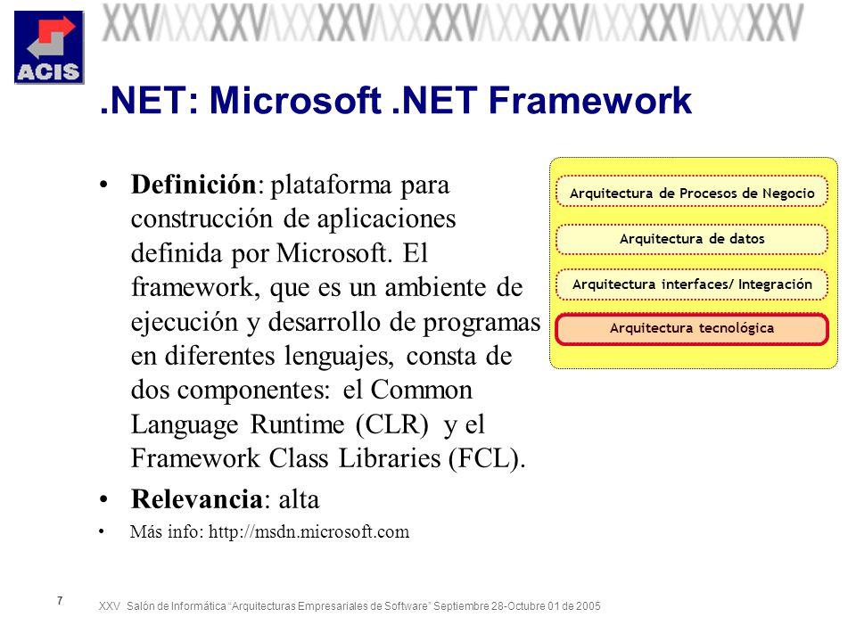 .NET: Microsoft .NET Framework