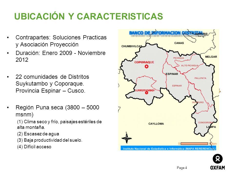 UBICACIÓN Y CARACTERISTICAS