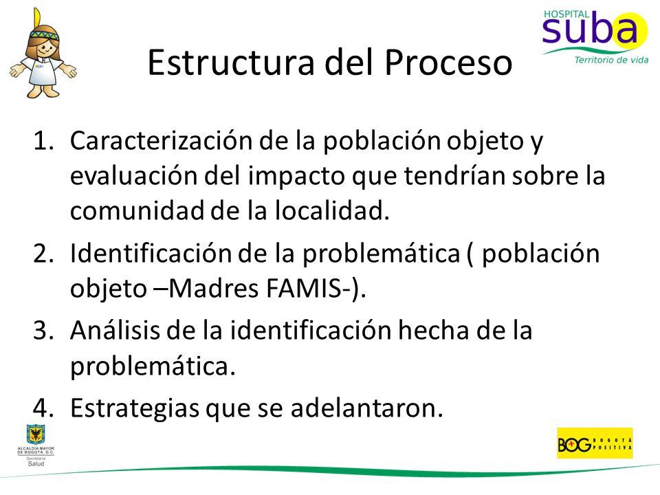 Estructura del Proceso