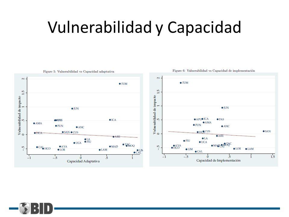 Vulnerabilidad y Capacidad