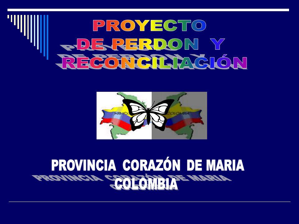 PROVINCIA CORAZÓN DE MARIA