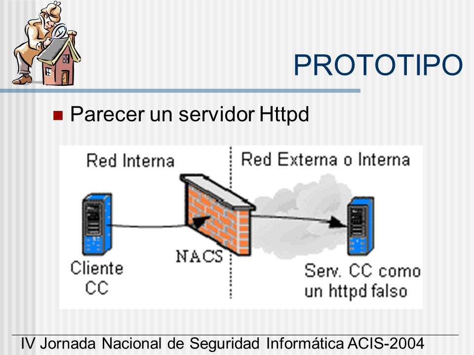 PROTOTIPO Parecer un servidor Httpd
