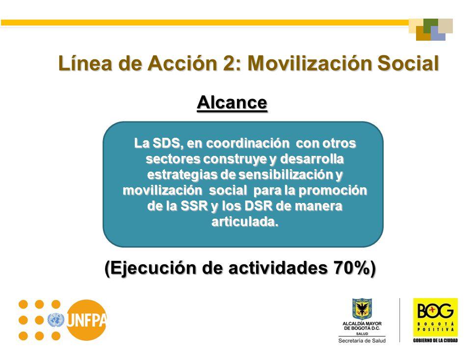 Línea de Acción 2: Movilización Social
