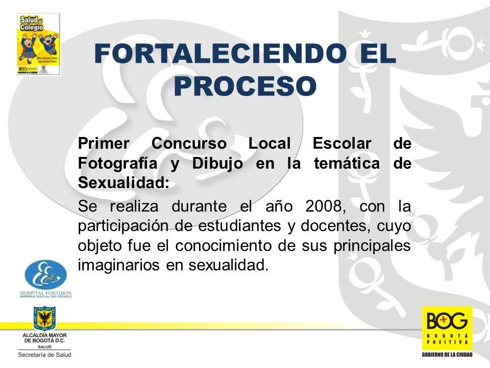 FORTALECIENDO EL PROCESO