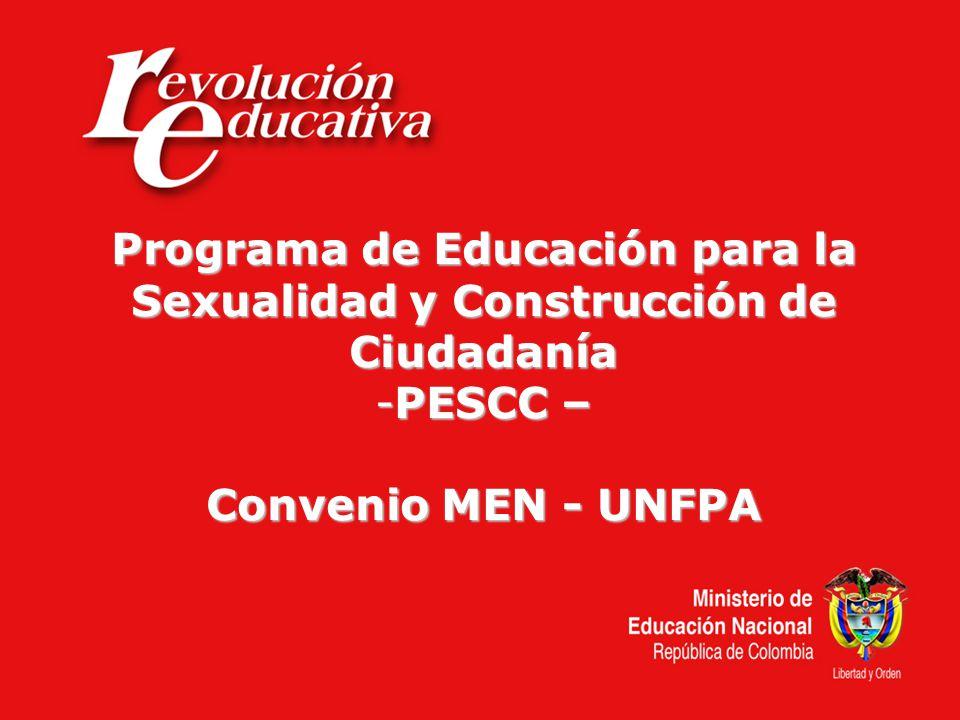 Programa de Educación para la Sexualidad y Construcción de Ciudadanía