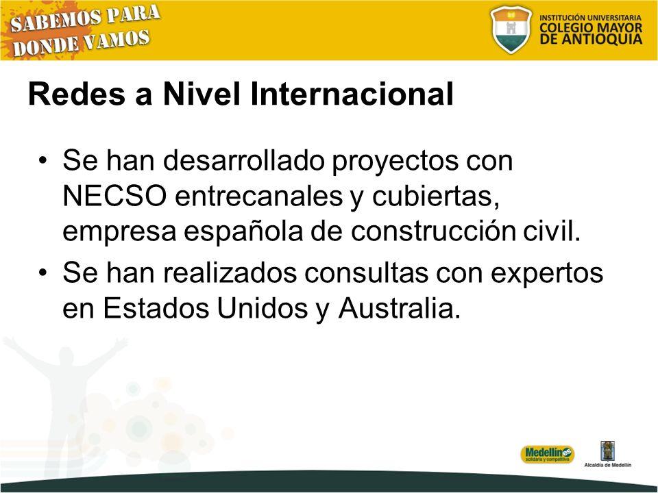 Redes a Nivel Internacional