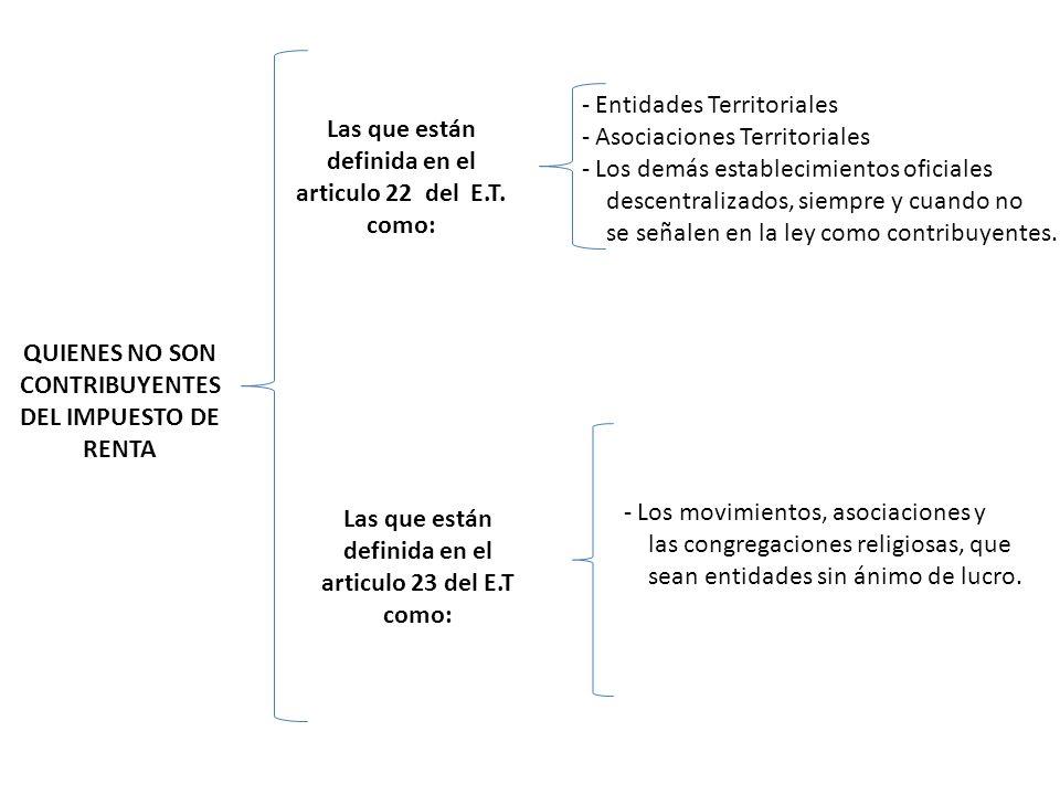 Entidades Territoriales Asociaciones Territoriales