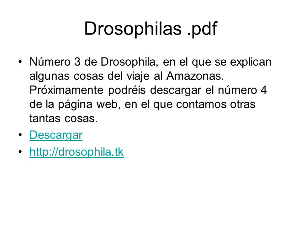Drosophilas .pdf