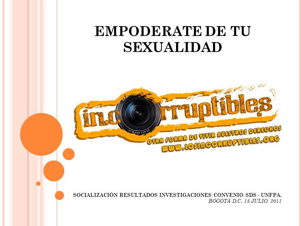 EMPODERATE DE TU SEXUALIDAD