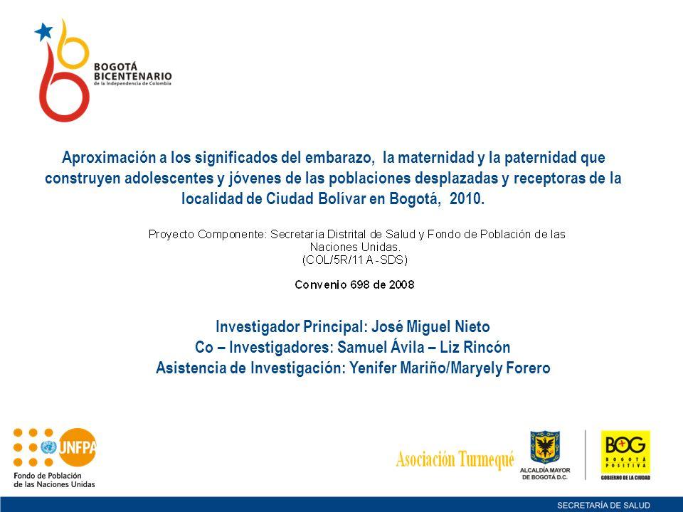 Investigador Principal: José Miguel Nieto