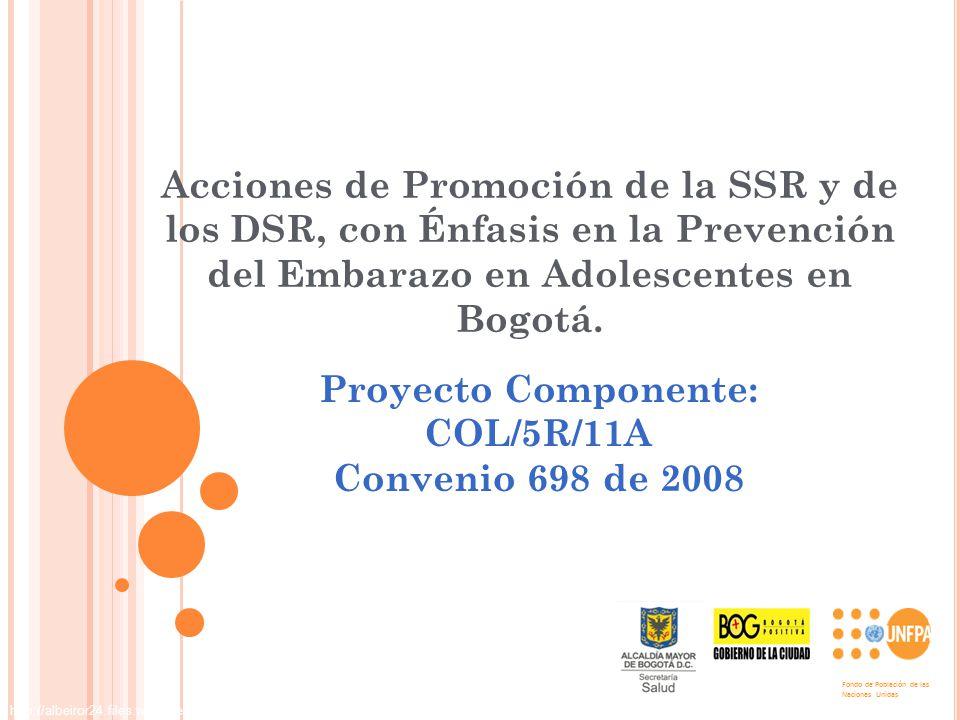 Proyecto Componente: COL/5R/11A
