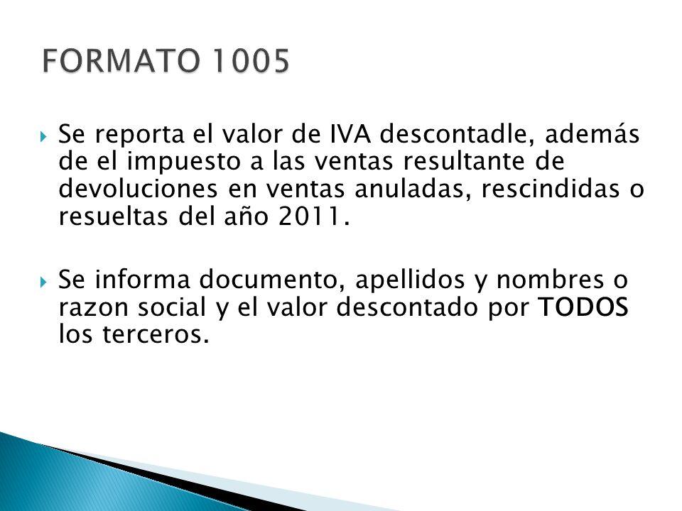 FORMATO 1005