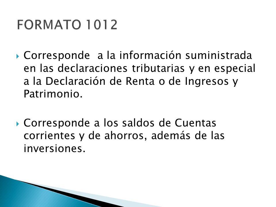 FORMATO 1012