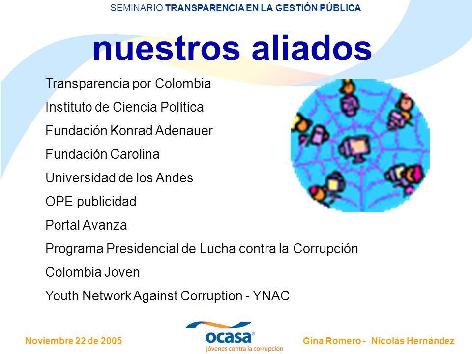nuestros aliados Transparencia por Colombia