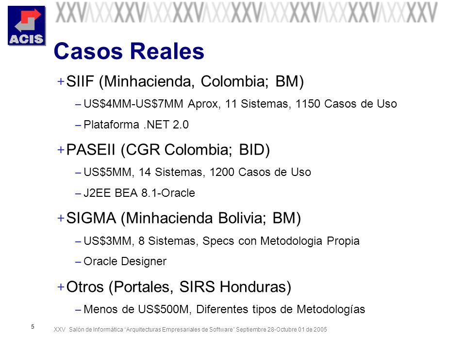Casos Reales SIIF (Minhacienda, Colombia; BM)