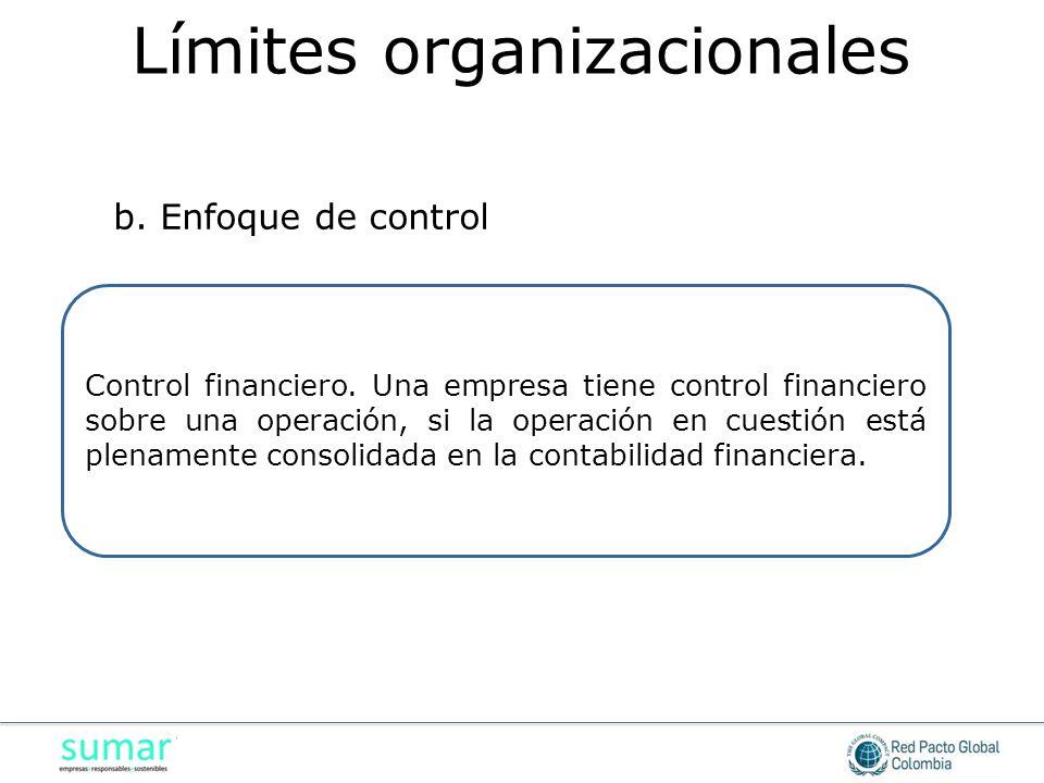 Límites organizacionales