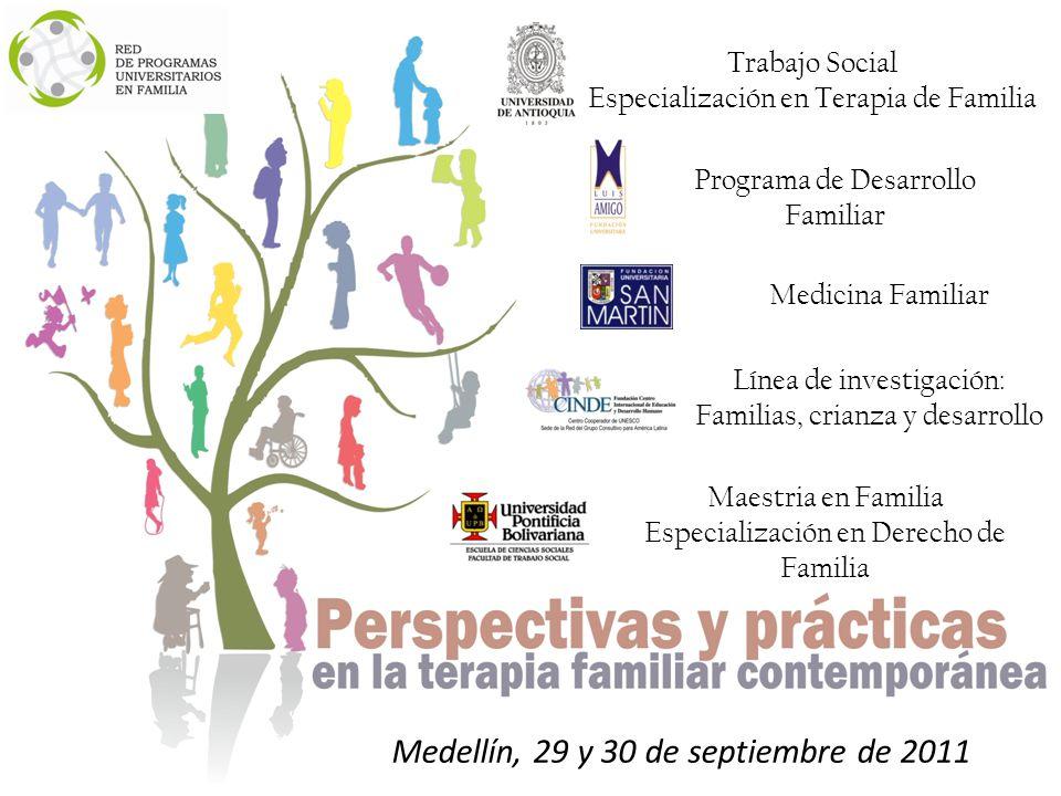 Medellín, 29 y 30 de septiembre de 2011
