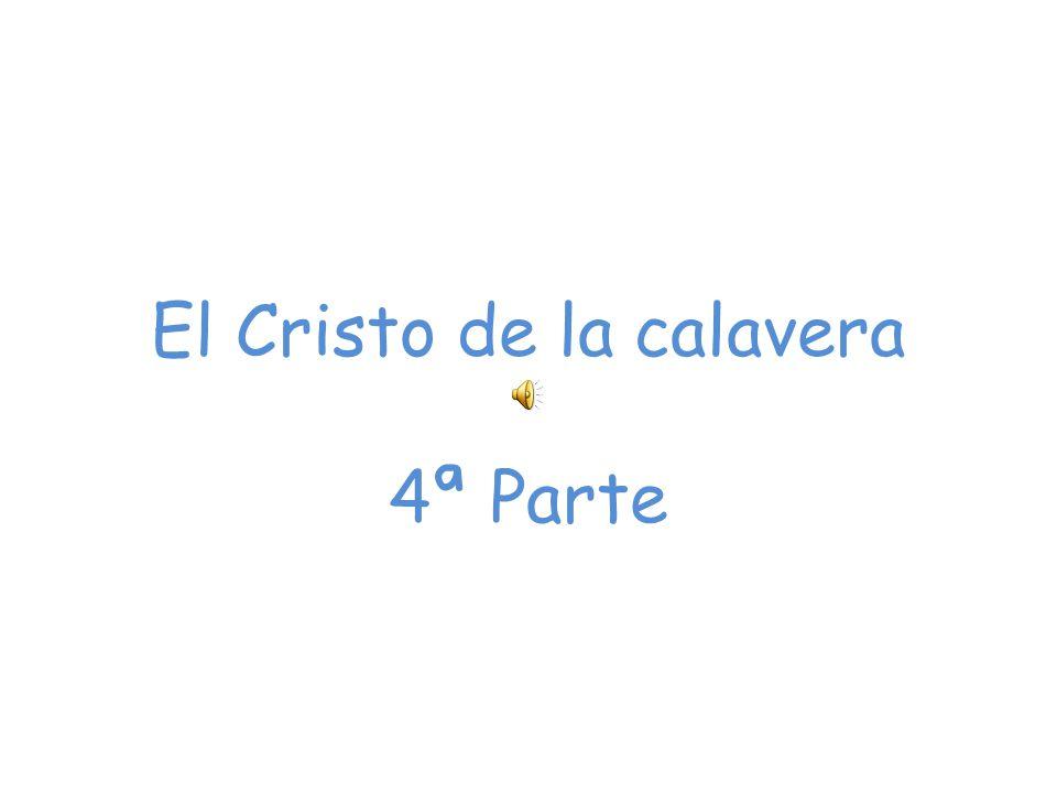El Cristo de la calavera