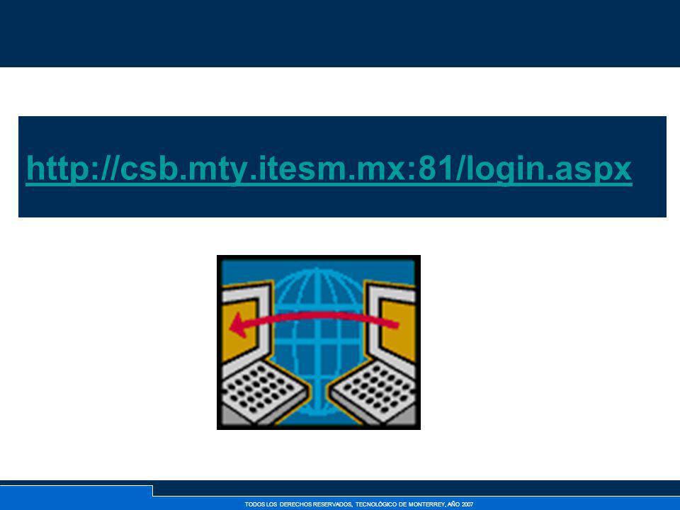 http://csb.mty.itesm.mx:81/login.aspx